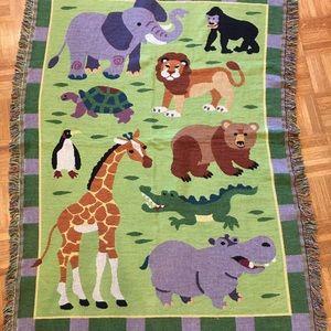 Cute PB Kids Blanket!